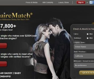Millionaire Match: Exclusive Dating for the Rich